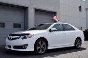 Toyota Camry SE V6 TOUTE ÉQUIPÉ AVEC GPS TOIT OUVRANT CUIR 2012 UN SEUL PROPRIO JAMAIS ACCIDENTÉ