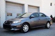 Toyota Corolla AUT AIR PORTES VITRES TOUTEÉQUIPÉ 2012 UN SEUL PROPRIO JAMAIS ACCIDENTÉ