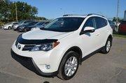Toyota RAV 4 LIMITED  AWD (Groupe Technologie), SPÉCIAL DÉMO ! 2015 Déflecteur de capot, tout équipée !!!
