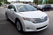 Toyota Venza TOUTE ÉQUIPÉ BLUETOOTH 2012 UN SEUL PROPRIO JAMAIS ACCIDENTÉ