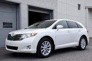 Toyota Venza 4 CYL TOUTE ÉQUIPÉ BLUETOOTH 2012 UN SEUL PROPRIO JAMAIS ACCIDENTÉ