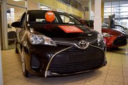 Toyota Yaris LE  1900$ de rabais !!! 2015 Flambant neuf !!!