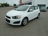 Chevrolet Sonic LS 2013