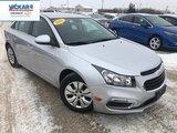2016 Chevrolet Cruze Limited LT w/1LT  -  Bluetooth - $119.91 B/W