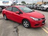 2018 Chevrolet Cruze LS  - Bluetooth - $146.11 B/W