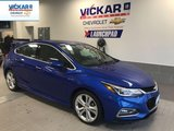 2018 Chevrolet Cruze Premier  HEATED LEATHER SEATS AND STEERING WHEEL   - $139.90 B/W
