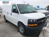 2018 Chevrolet Express Cargo Van WT  -  Power Windows - $309.66 B/W