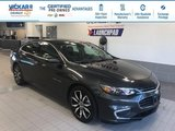 2018 Chevrolet Malibu LT TRUE NORTH, NAVIGATION,BOSE, SUNROOF  - $184.42 B/W