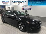 2018 Chevrolet Malibu LT   BOSE AUDIO, NAVIGATION, SUNROOF,   - $174.32 B/W