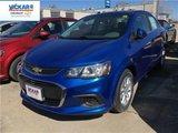 2017 Chevrolet Sonic LT  - Bluetooth - $149.85 B/W
