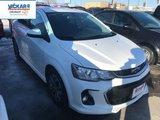 2018 Chevrolet Sonic LT  - Bluetooth - $139.32 B/W
