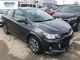 2018 Chevrolet Sonic LT  - Bluetooth - $127.71 B/W