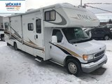 2002 Ford Econoline 450 Cutaway DRW  - low Mileage, Perfect for Travelling!