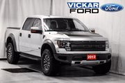 2012 Ford F-150 Supercrew 6.2 V8 Full Load With low kms. Wont Last