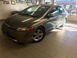 2008 Honda Civic LX/MOONROOF/1 OWNER LOCAL TRADE!!!