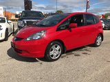 2014 Honda Fit LX *LOCAL TRADE**ACCIDENT FREE*
