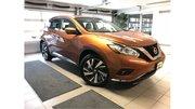 2016 Nissan Murano Platinum *ACCIDENT FREE*
