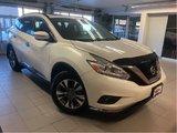 2016 Nissan Murano SV AWD - SUNROOF / REMOTE START / HEATED SEATS
