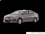 Hyundai Elantra Sedan GL 2016