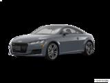 2017 Audi TT 2.0T qtro 6sp S tronic Cpe