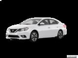 2017 Nissan Sentra 1.8 SL CVT