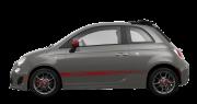 Fiat 500 ABARTH À HAYON 2014