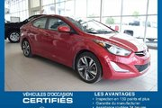 Hyundai Elantra GLS 2015 À qui la chance?