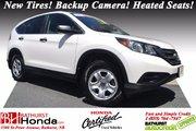 2014 Honda CR-V Touring! Navigation! Leather! Power Moonroof! Heated Seats!
