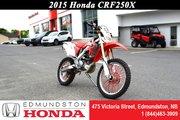 2016 Honda Motorcycle CRF150F