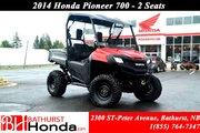 Honda Pioneer 1000 Limited Edition - 3 seats 2017