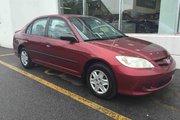 Honda Civic SE / 82 500 KM 2005