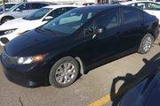 Honda Civic Sdn LX 2012 Nouvel Arrivage, Photos à venir !