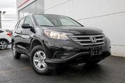 Honda CR-V LX*87$/SEM*GARANTIE 3 ANS/60 000 KILOMÈTRES* 2013 *87$/SEM*GARANTIE 3 ANS/60 000 KILOMÈTRES*