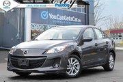 2013 Mazda Mazda3 GS TECH TECH PACKAGE! SKYACTIV!