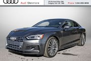 2018 Audi A5 2.0T Technik quattro 7sp S Tronic Cpe Inspired By The Past, Built For The Future