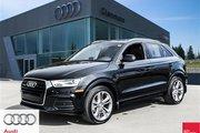 2017 Audi Q3 2.0T Progressiv quattro 6sp Tiptronic