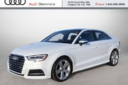 2018 Audi S3 2.0T Technik quattro 7sp S tronic Ideal Combination Of Sport And Luxury