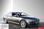 2018 Audi S4 3.0T Progressiv quattro 8sp Tiptronic (SOO) Brand New 2018 S4 - 3.0L V6