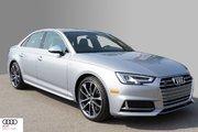 2018 Audi S4 3.0T Technik quattro 8sp Tiptronic (SOO) Commanding quattro Performance - 2018 Audi S4