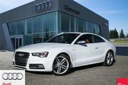 2014 Audi S5 3.0 7sp S tronic Technik The S5 is a pretty car all around.