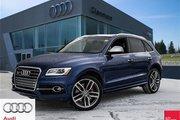 2016 Audi SQ5 3.0T Technik quattro 8sp Tiptronic Sport In It's Genes - Audi SQ5