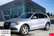 2016 Audi SQ5 3.0T Technik quattro 8sp Tiptronic Let The Adventures Begin - Audi SQ5