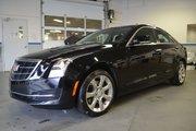 Cadillac ATS Sedan Luxury AWD toit et cuir :) Certifié :) 2015