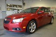 Chevrolet Cruze LTZ Turbo cuir, Bas KM :) Certifié 2012