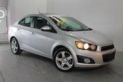 Chevrolet Sonic LT - GROUPE SON ET SOLEIL 2014