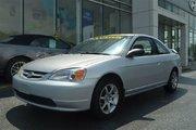 Honda Civic LX impeccable **mags** 2002