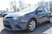 Toyota Corolla LE / / AIR / CAMERA / BLUETOOTH / CRUISE / GR 2014