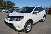 Toyota RAV 4 LIMITED  AWD (Groupe Technoligie), SPÉCIAL DÉMO ! 2015  NAVI / TOIT / CRUISE / CAMERA
