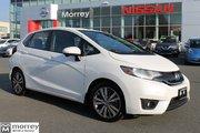 2015 Honda Fit EX-L LEATHER NAVIGATION ULTRA LOW KMS