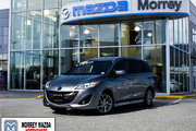 2012 Mazda Mazda5 GT Automatic! Check it out. Top of the line